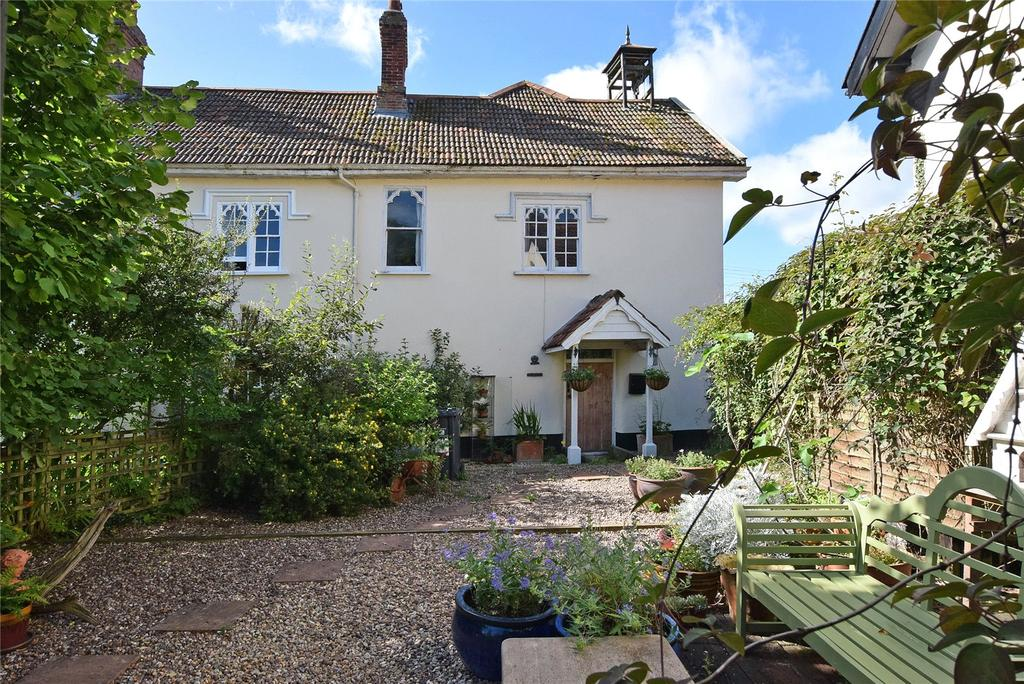 4 Bedrooms Semi Detached House for sale in Buckerell House, Buckerell, Honiton, Devon