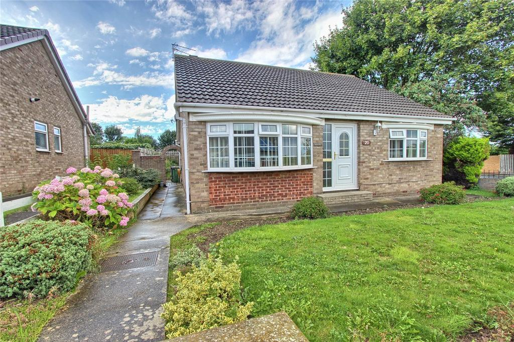 2 Bedrooms Detached Bungalow for sale in Fernhill Road, Eston