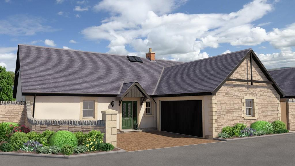 3 Bedrooms Detached Bungalow for sale in Coldstream, Scottish Borders