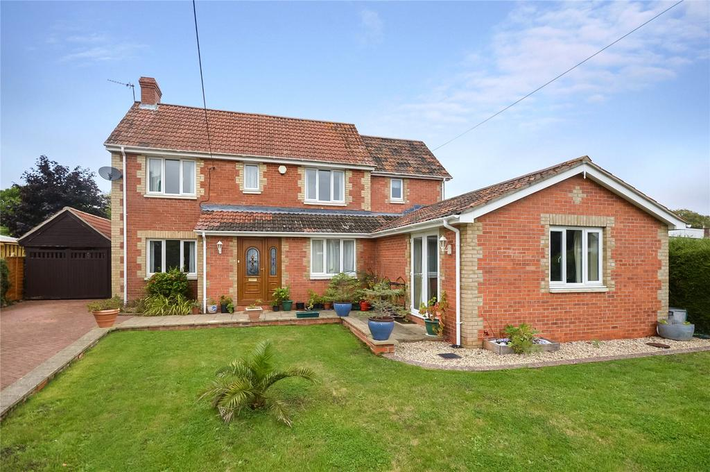 6 Bedrooms House for sale in Stanchester, Curry Rivel, Langport, Somerset, TA10