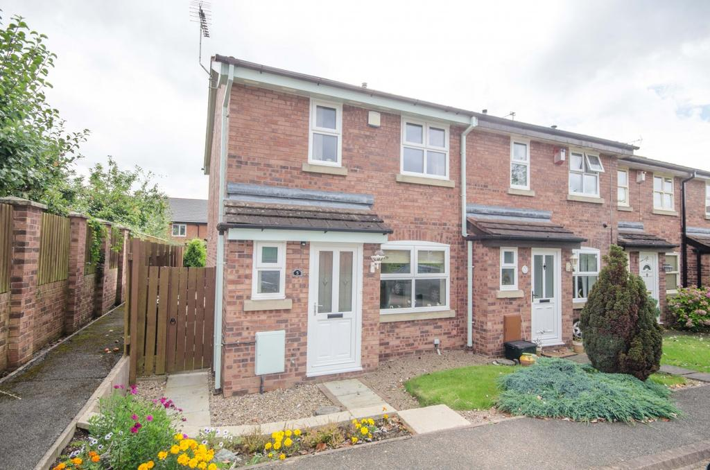 3 Bedrooms End Of Terrace House for rent in 5 Brookfield Close, Tarporley
