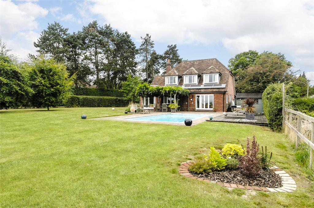 4 Bedrooms Detached House for sale in Bethesda Street, Upper Basildon, Reading, Berkshire