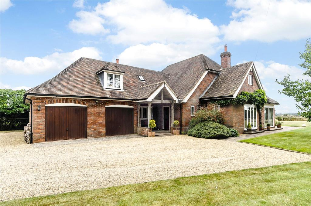 4 Bedrooms Detached House for sale in Bethesda Street, Upper Basildon, Reading, Berkshire