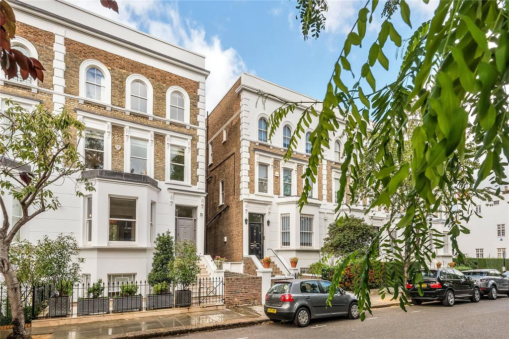 6 Bedrooms House for sale in Pembroke Gardens, Kensington, London
