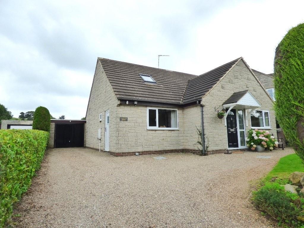 3 Bedrooms Bungalow for sale in Kniveton, Ashbourne