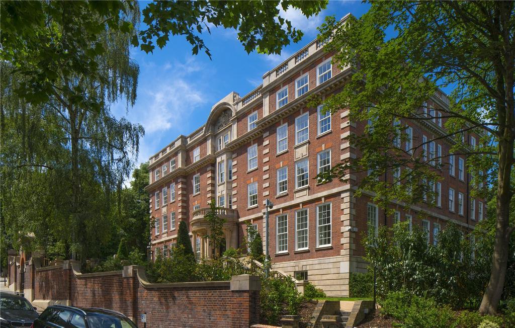 2 Bedrooms Flat for sale in Cholmeley Park, Highgate Village, Highgate, London, N6