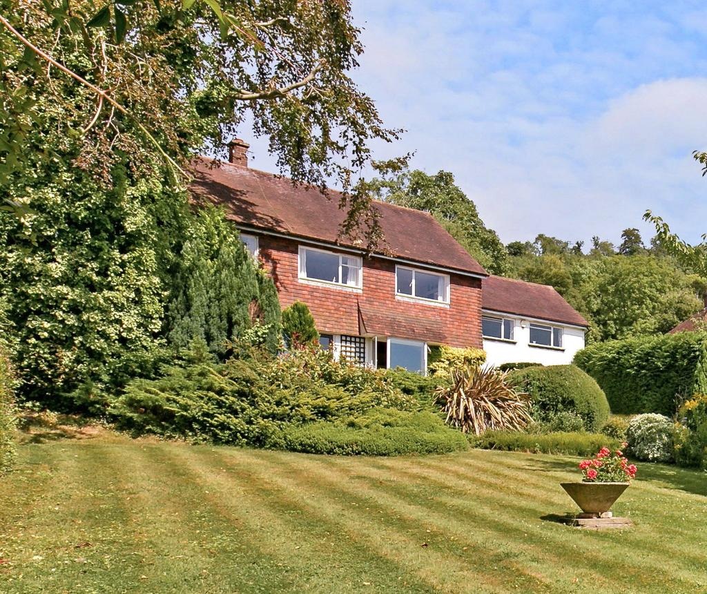 4 Bedrooms Detached House for sale in Greenhill Road, Otford, Sevenoaks, Kent, TN14