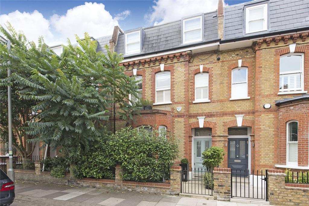5 Bedrooms Terraced House for sale in Brynmaer Road, Battersea, London, SW11