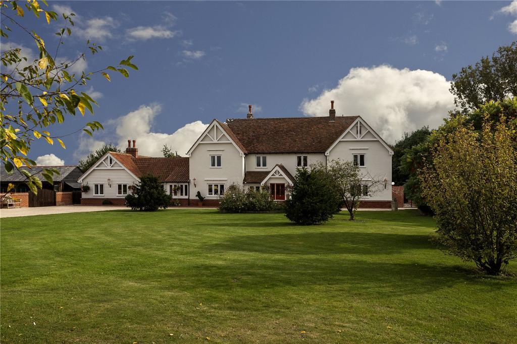 6 Bedrooms Detached House for sale in Hatfield Heath, Bishop's Stortford, Hertfordshire, CM22