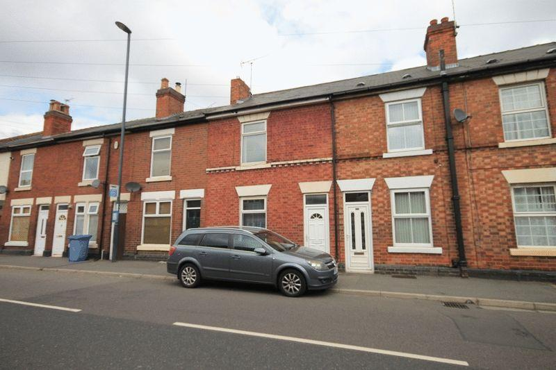 3 Bedrooms Terraced House for sale in SLACK LANE, DERBY