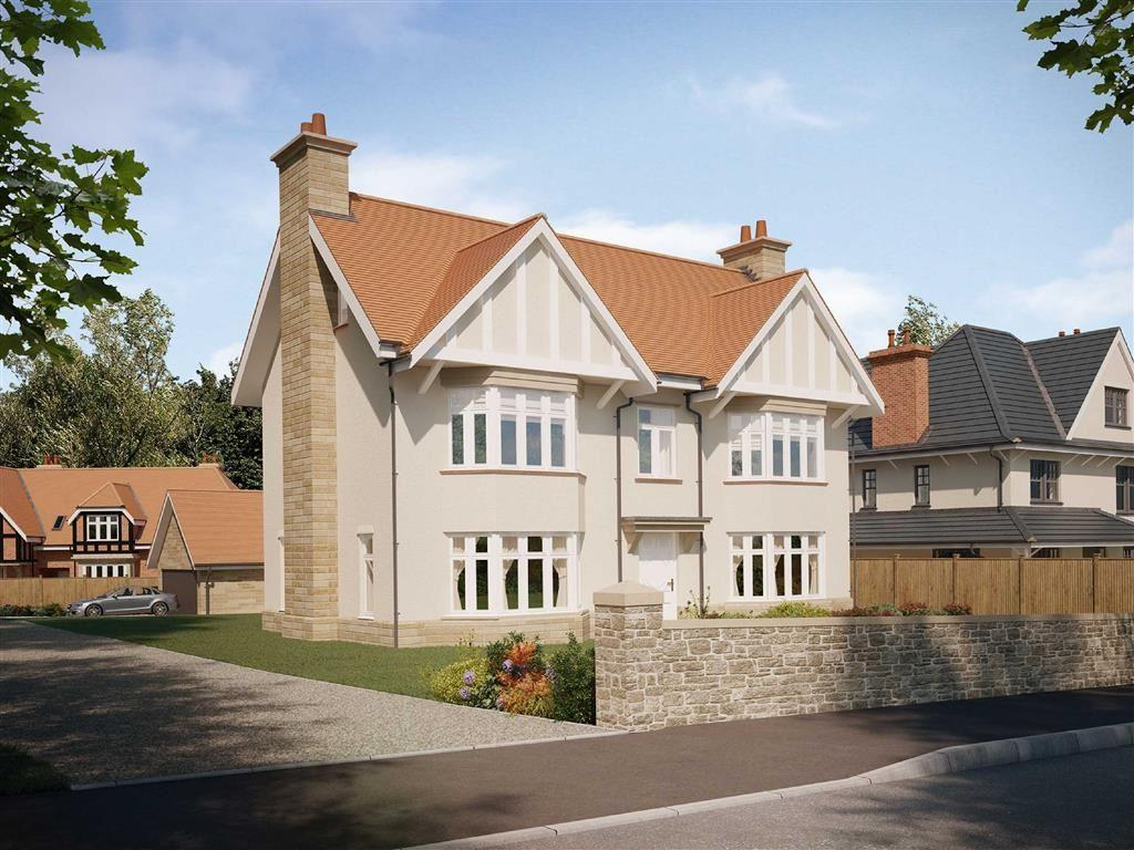 5 Bedrooms Detached House for sale in Cornwall Road, Harrogate, North Yorkshire