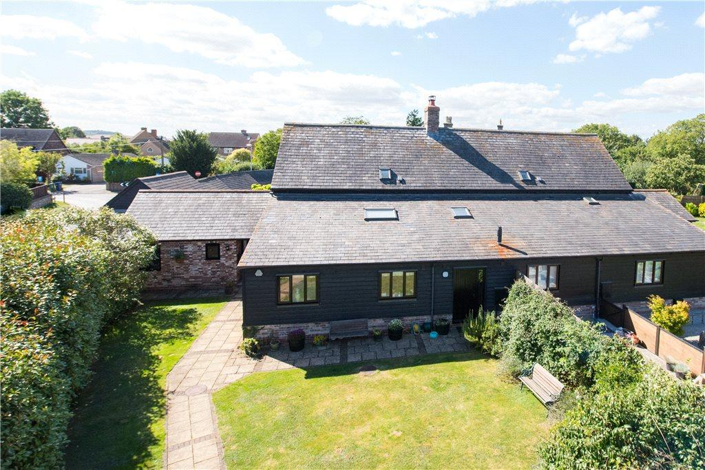4 Bedrooms Barn Conversion Character Property for sale in Bassingbourn Road, Litlington, Royston, Hertfordshire