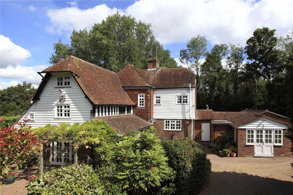 5 Bedrooms Detached House for sale in Peens Lane, Boughton Monchelsea, Kent, ME17