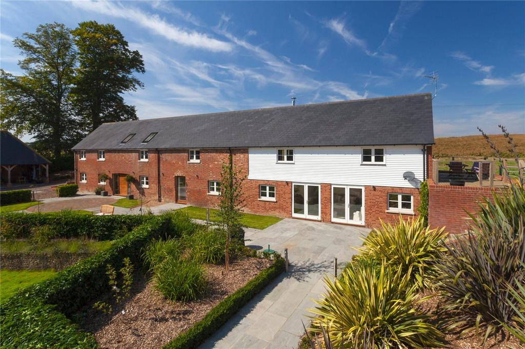 5 Bedrooms Detached House for sale in Grove Road, Wickhambreaux, Canterbury, Kent, CT3