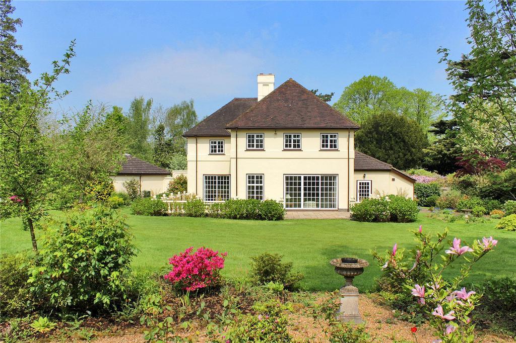 5 Bedrooms Detached House for sale in Gedge's Hill, Matfield, Tonbridge, Kent, TN12