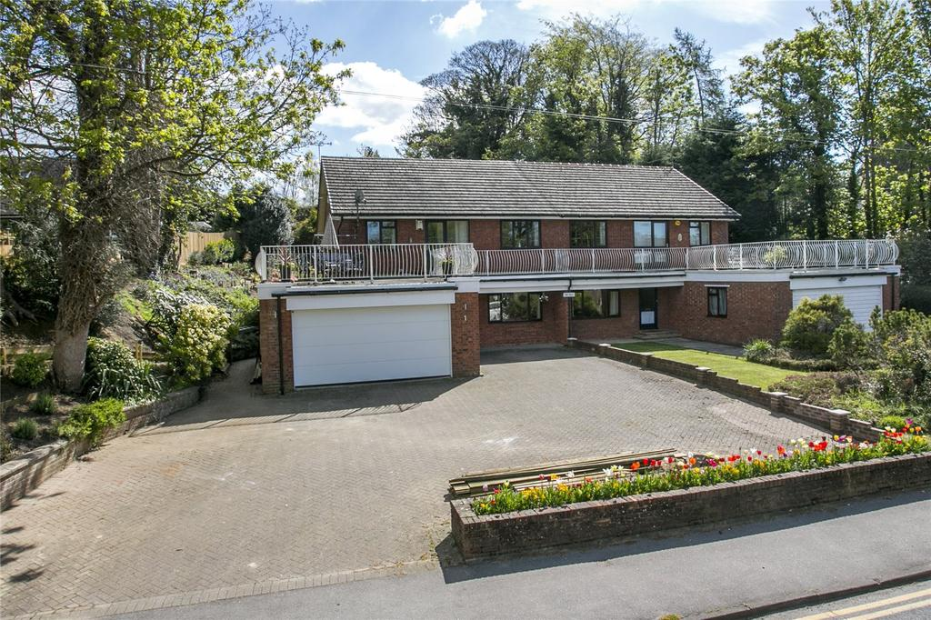 4 Bedrooms Semi Detached House for sale in The Dell, Lambarde Road, Sevenoaks, Kent, TN13