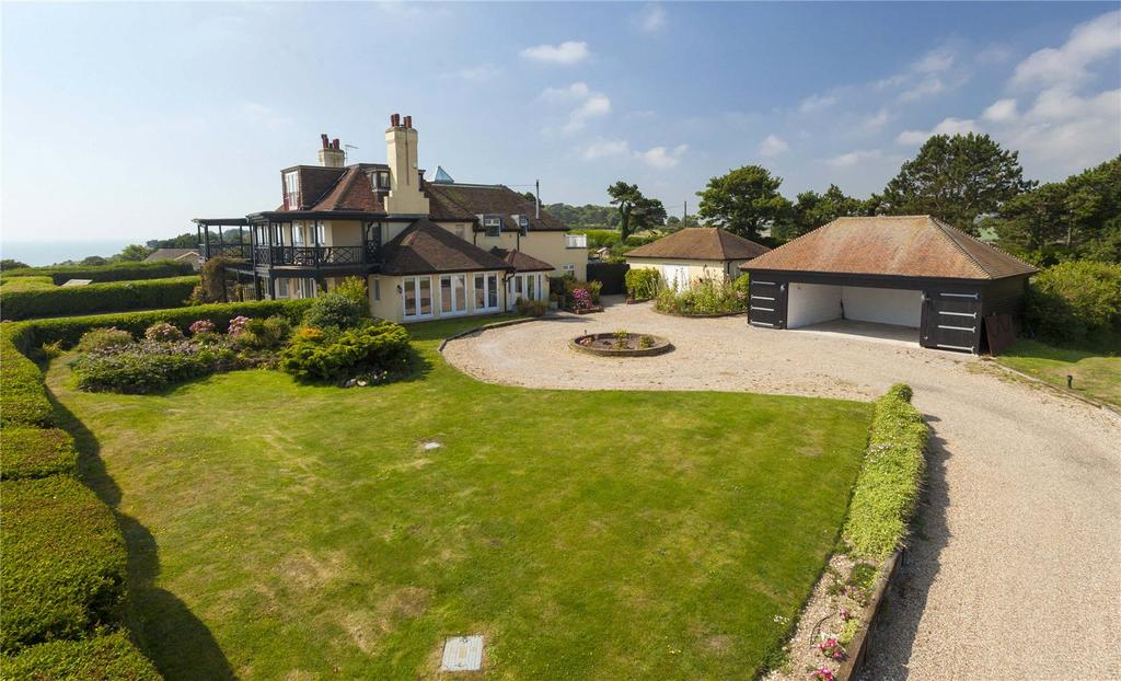 6 Bedrooms Detached House for sale in The Leas, Kingsdown, Deal, Kent, CT14