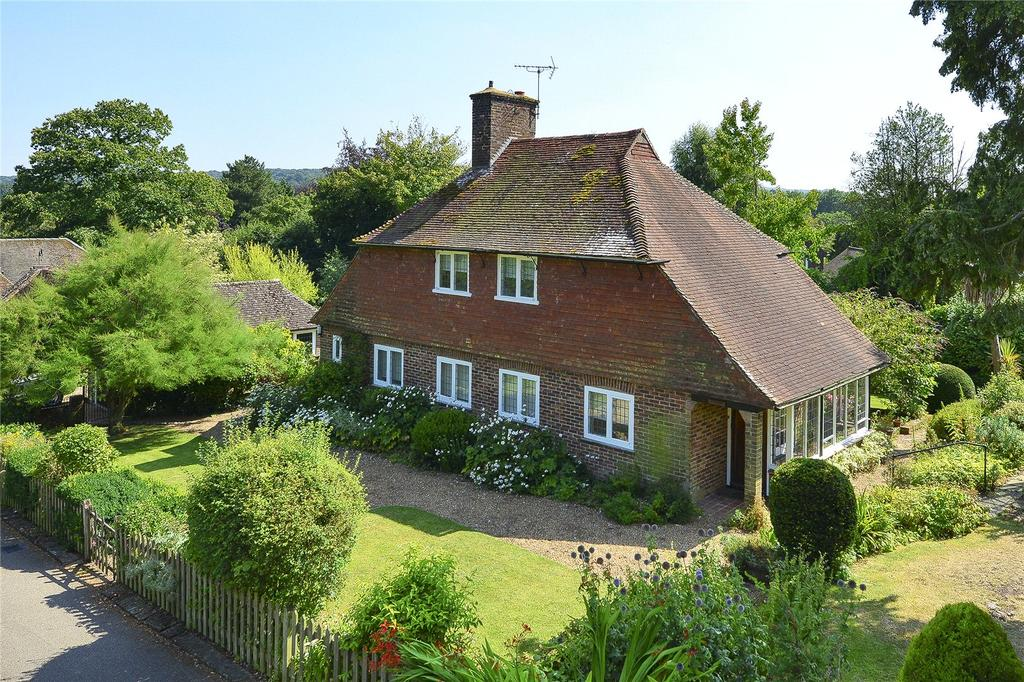 3 Bedrooms Detached House for sale in The Street, Chilham, Canterbury, Kent, CT4