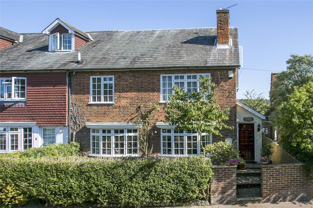 4 Bedrooms Semi Detached House for sale in Windmill Road, Weald, Sevenoaks, Kent, TN14