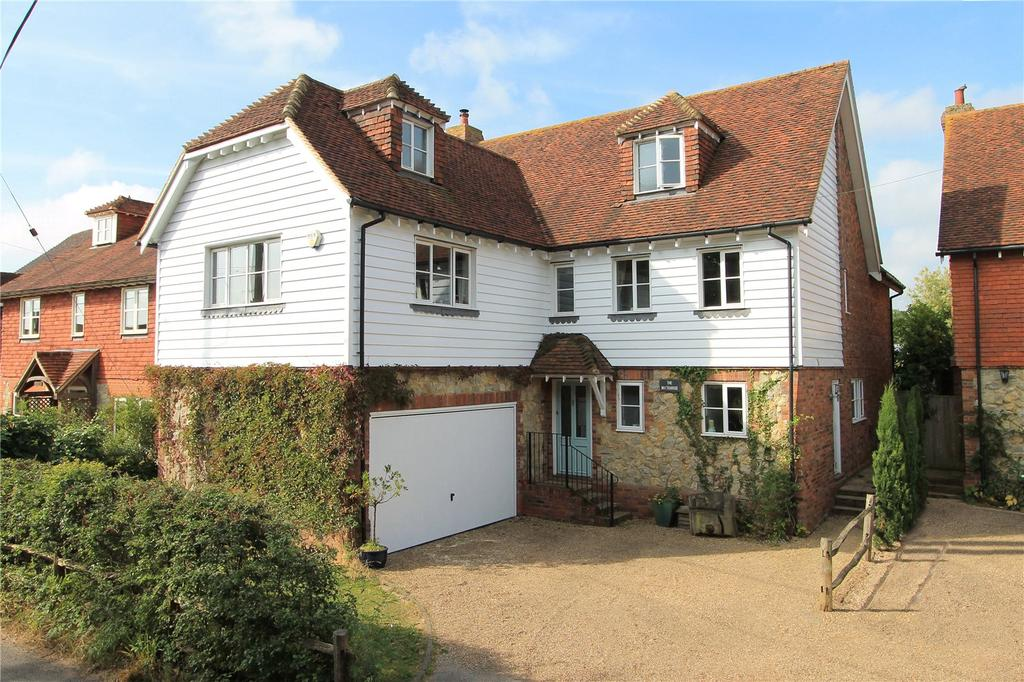 6 Bedrooms Detached House for sale in Long Mill Lane, Dunk's Green, Tonbridge, Kent, TN11