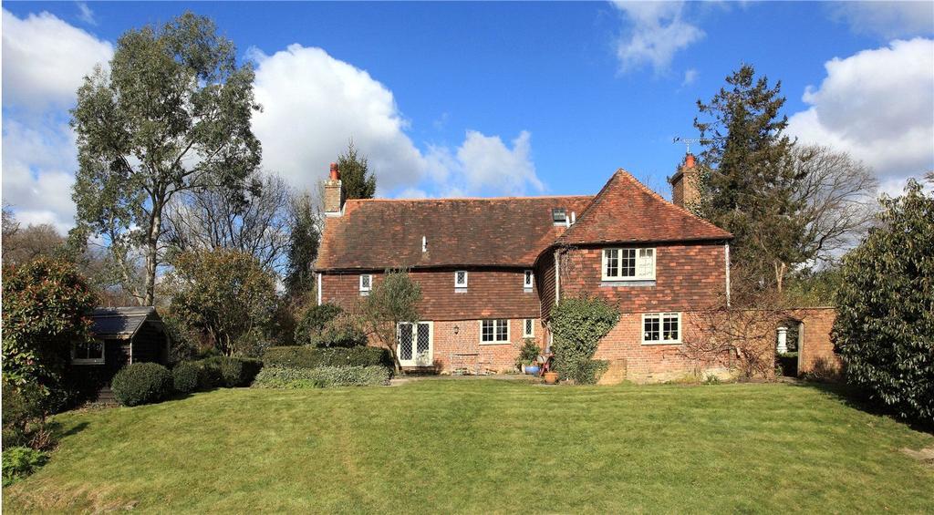 5 Bedrooms Detached House for sale in Mountfield Lane, Brightling, Robertsbridge, East Sussex, TN32
