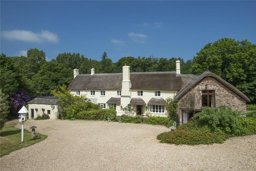 5 Bedrooms Equestrian Facility Character Property for sale in Roadwater, Watchet, Somerset, TA23