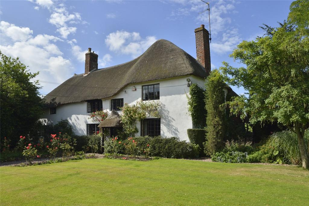 6 Bedrooms Detached House for sale in Sampford Arundel, Wellington, Somerset, TA21