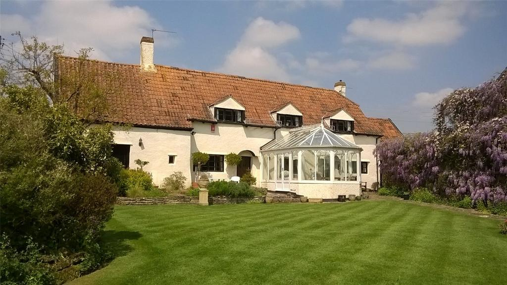 3 Bedrooms Detached House for sale in Church Road, North Newton, Bridgwater, Somerset, TA7