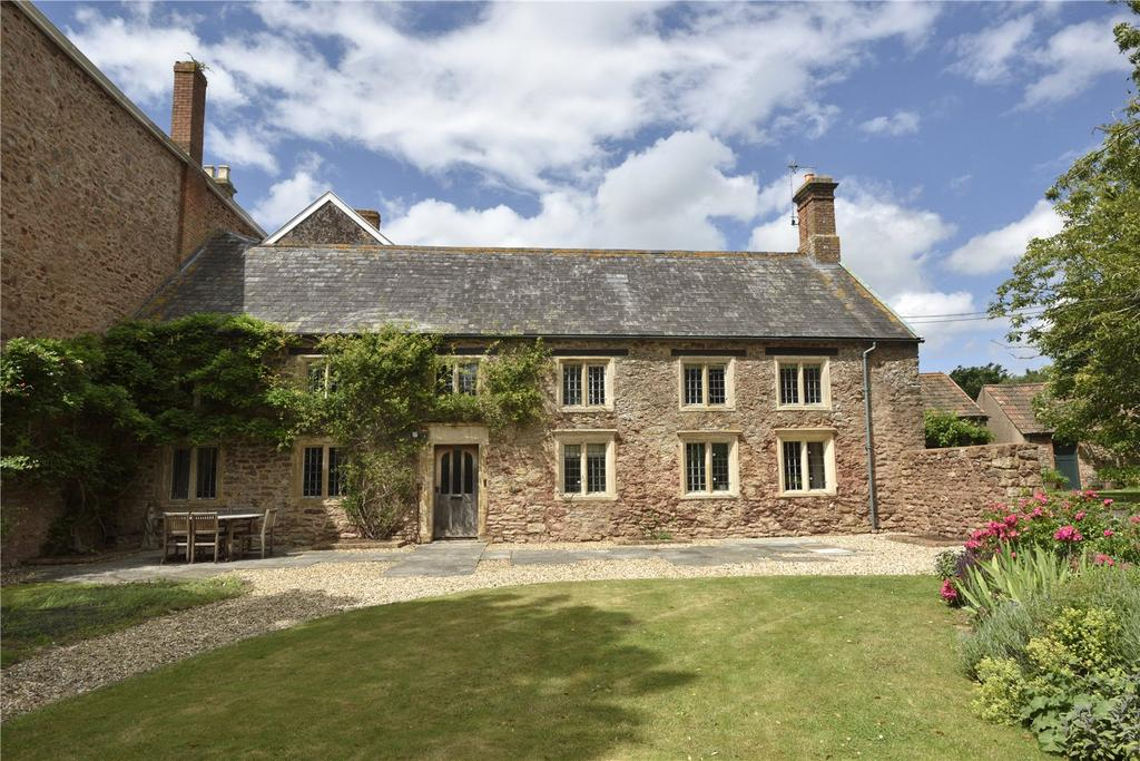 3 Bedrooms Semi Detached House for sale in Charlynch, Spaxton, Bridgwater, Somerset, TA5