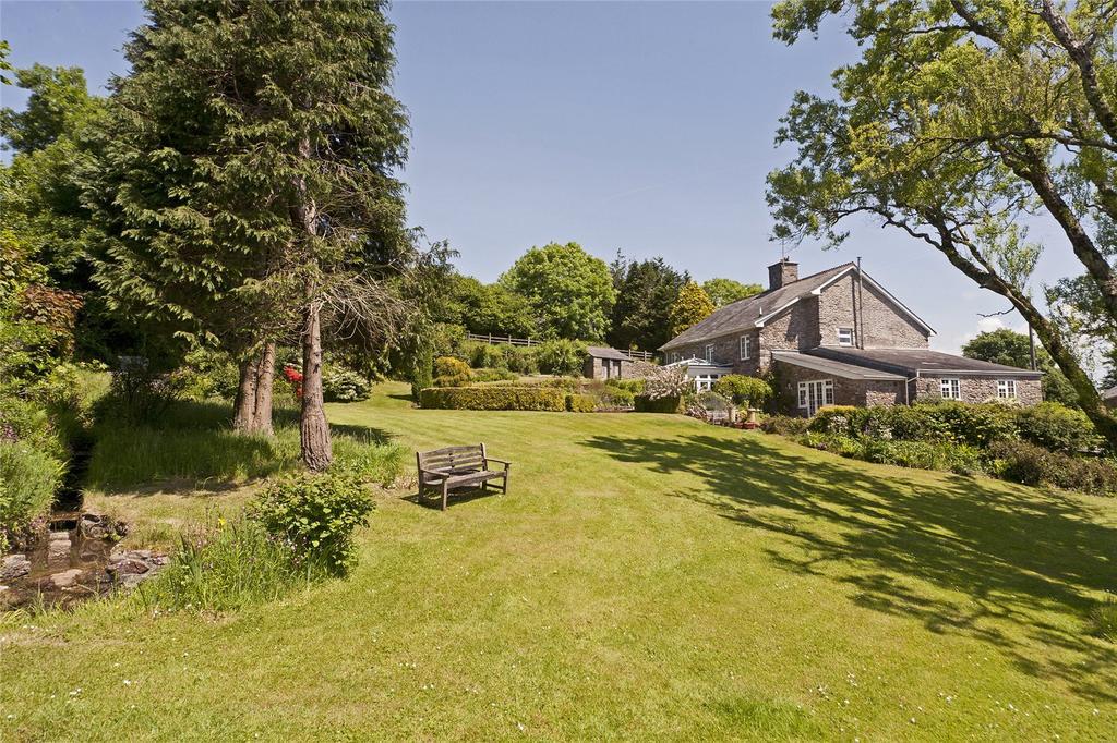 4 Bedrooms Detached House for sale in Ermington, Ivybridge, Devon, PL21