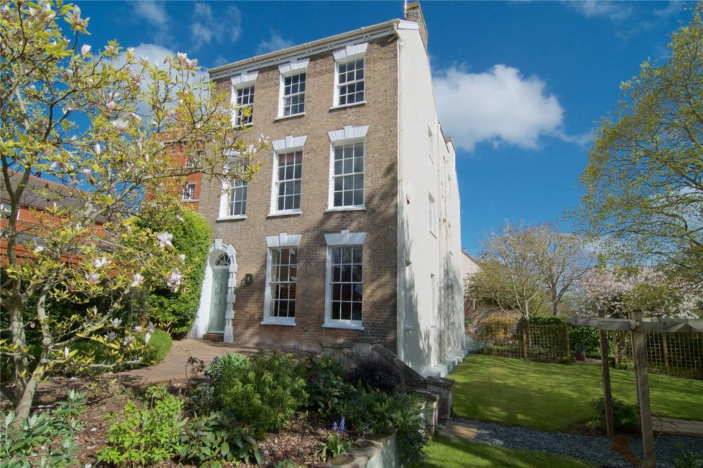 5 Bedrooms Detached House for sale in Mount Street, Taunton, Somerset, TA1
