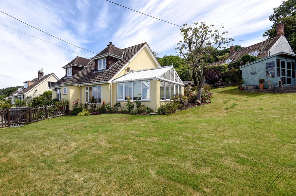 4 Bedrooms Detached House for sale in West Quantoxhead, Taunton, Somerset, TA4