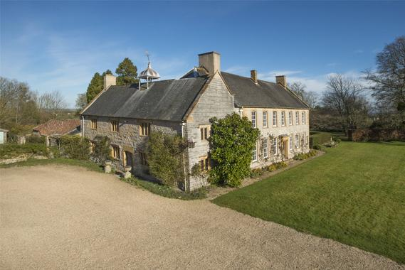 Heale Curry Rivel Langport Somerset Ta10 7 Bed Detached
