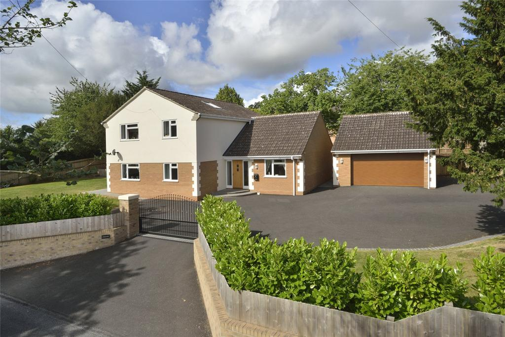 4 Bedrooms Detached House for sale in Wild Oak Lane, Trull, Taunton, Somerset, TA3