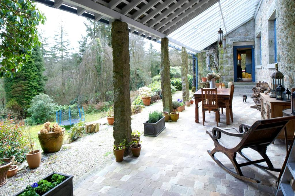 5 Bedrooms Detached House for sale in Chagford, Newton Abbot, Devon, TQ13