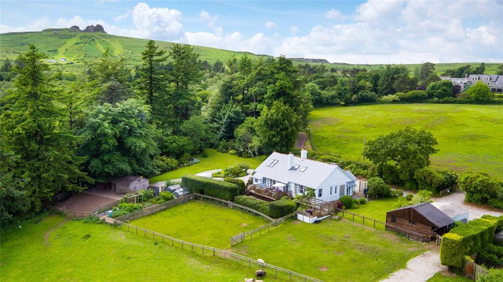 5 Bedrooms Detached House for sale in Haytor, Newton Abbot, Devon, TQ13