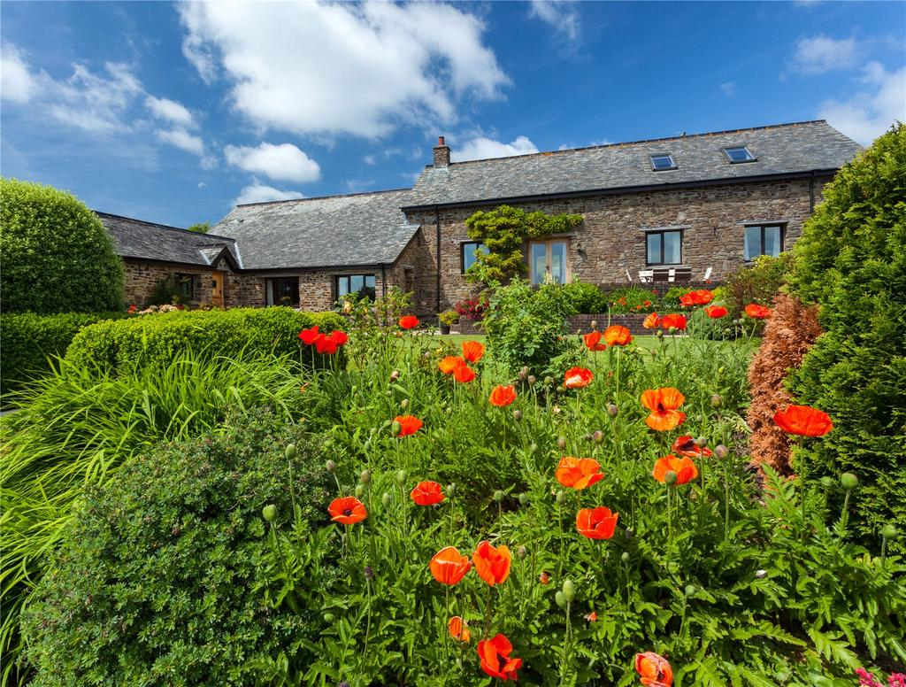 6 Bedrooms Detached House for sale in Sepscott, Shirwell, Devon, EX31