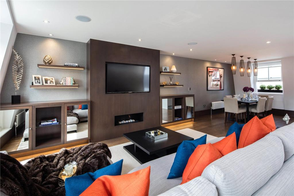 2 Bedrooms Penthouse Flat for sale in Collingham Place, London