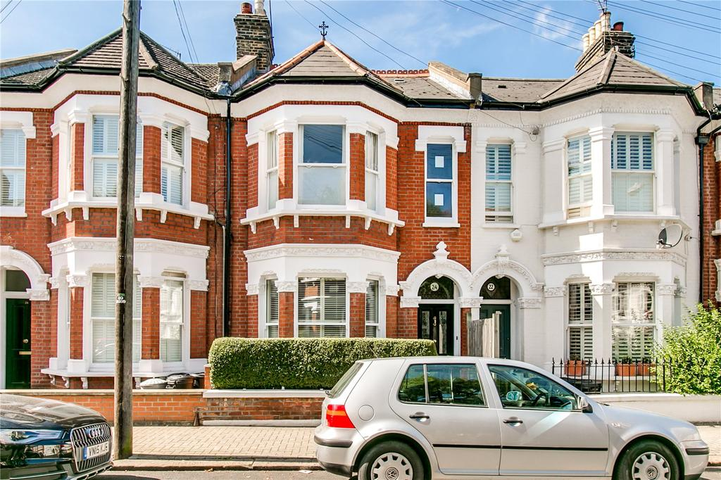 5 Bedrooms Terraced House for sale in Knoll Road, Wandsworth, London