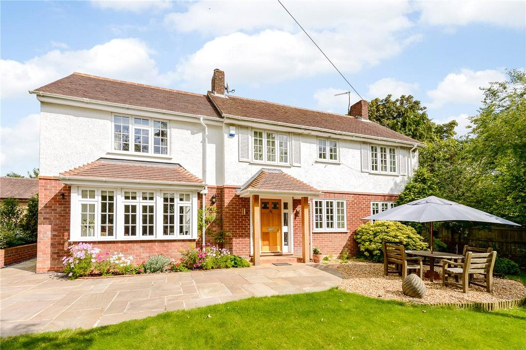 4 Bedrooms Detached House for sale in Forest Hill, Great Bedwyn, Marlborough, Wiltshire, SN8