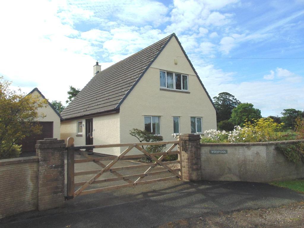 3 Bedrooms Bungalow for sale in Wood Nook, Blennerhasset, Cumbria, CA7 3RJ