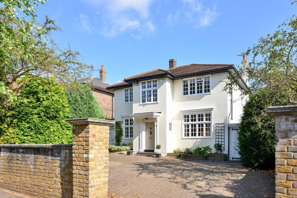 4 Bedrooms Detached House for sale in Oakwood Avenue, Beckenham, BR3