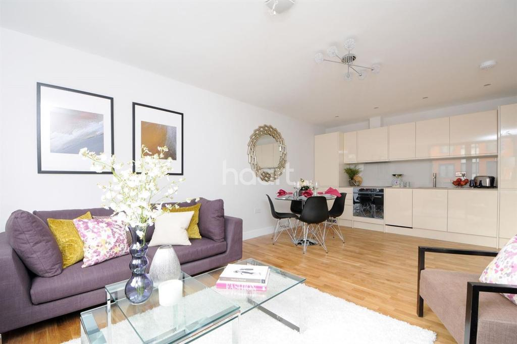 2 Bedrooms Flat for sale in Old Inn House, Sutton, SM1