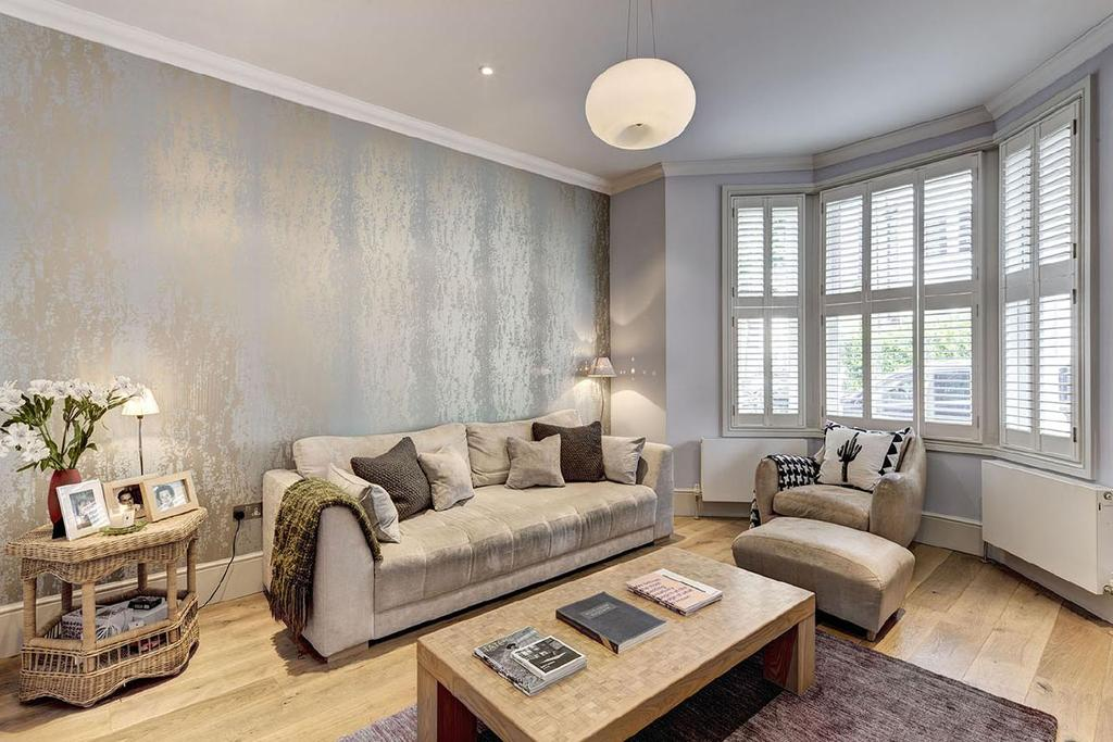 6 Bedrooms Terraced House for sale in Hemstal Road, West Hampstead, NW6