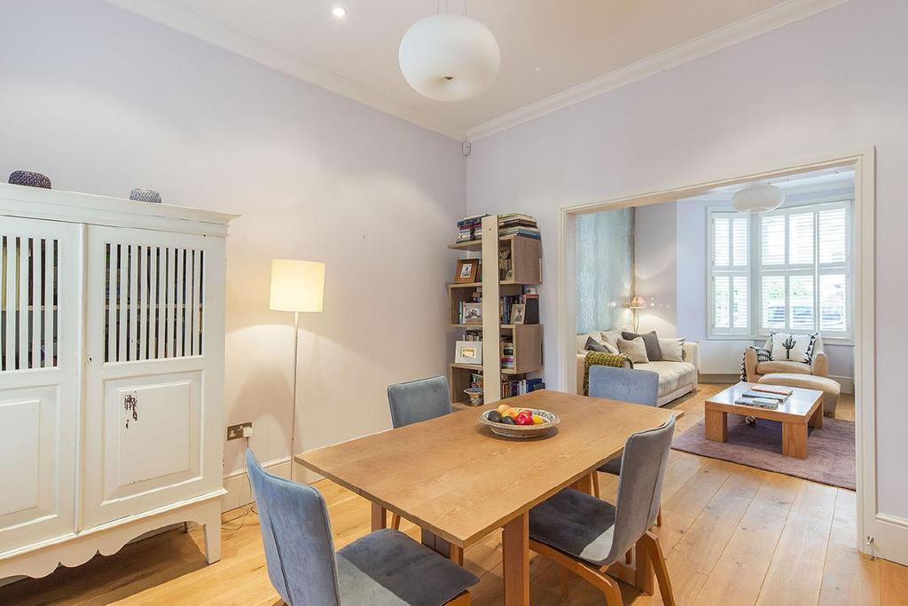 6 Bedrooms Terraced House for sale in Hemstal Road, West Hampstead