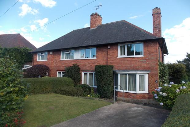 3 Bedrooms Semi Detached House for sale in Gamston Crescent, Sherwood, Nottingham, NG5