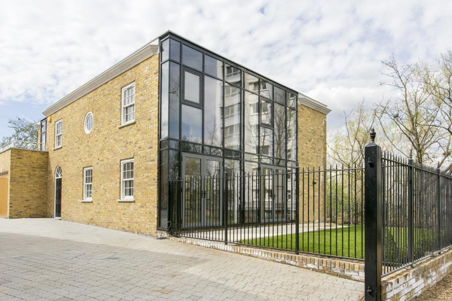 5 Bedrooms House for sale in Rushgrove Mews, Woolwich