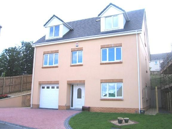 6 Bedrooms Detached House for sale in Parc Starling, Johnstown, Carmarthen, SA31