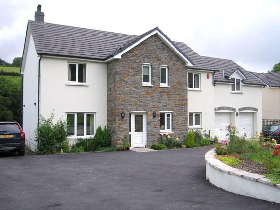 6 Bedrooms Detached House for sale in Ger Y Duad, Cynwyl Elfed, Nr Carmarthen, SA33