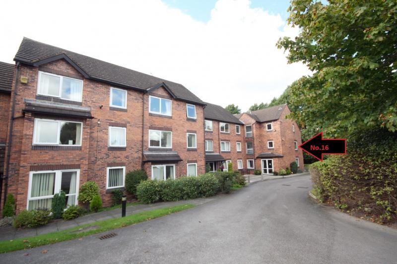 1 Bedroom Flat for sale in Homelyme House, Park Lane, Poynton, SK12
